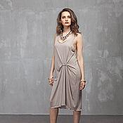 Одежда handmade. Livemaster - original item п_011 tank dress with