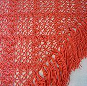 Аксессуары handmade. Livemaster - original item Coral Challe. Handmade.