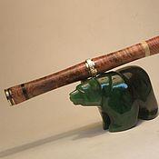 Подарки к праздникам ручной работы. Ярмарка Мастеров - ручная работа Тампер для трубки №33. Handmade.