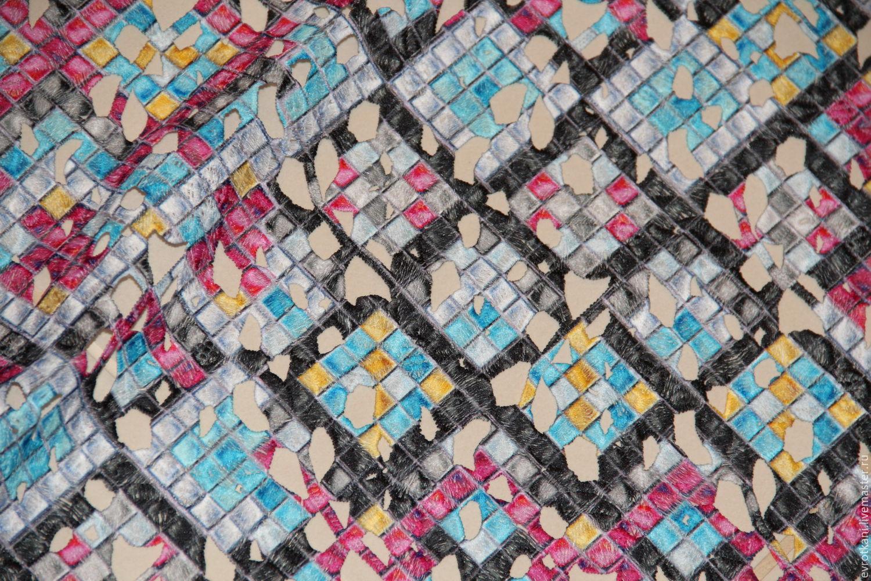 Декоративная кружево из ткани 150