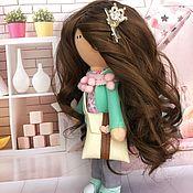 Куклы Тильда ручной работы. Ярмарка Мастеров - ручная работа Текстильная кукла ручной работы. Handmade.