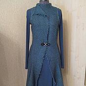 Одежда ручной работы. Ярмарка Мастеров - ручная работа Платье с кардиганом. Handmade.