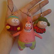 Куклы и игрушки ручной работы. Ярмарка Мастеров - ручная работа Образцовые ребята. Handmade.
