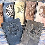Фен-шуй и эзотерика handmade. Livemaster - original item Magical diaries handmade. Handmade.