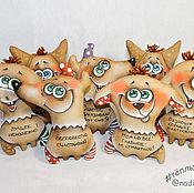 Куклы и игрушки ручной работы. Ярмарка Мастеров - ручная работа Праздник к нам приходит!. Handmade.