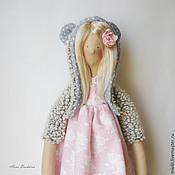 Куклы и игрушки ручной работы. Ярмарка Мастеров - ручная работа Тильда Мимишка. Handmade.