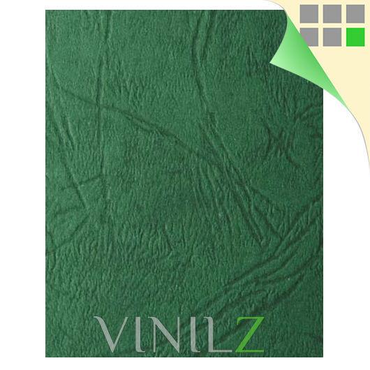 Бумага (картон) цвет зеленый, 230 гр., для скрапбукинга, переплета