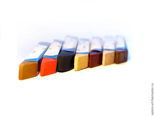 Другие виды рукоделия ручной работы. Ярмарка Мастеров - ручная работа. Купить Воск отделочный (карандаш). Handmade. Комбинированный, нейтральный