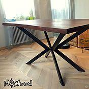 Для дома и интерьера handmade. Livemaster - original item dining table. Handmade.