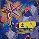 Развивающие игрушки ручной работы. Заказать Развивающий коврик-пазл. SINGULARIS (Veronika Darst). Ярмарка Мастеров. Подарок, эксклюзивная игрушка