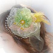 Аксессуары ручной работы. Ярмарка Мастеров - ручная работа заколка для волос. Handmade.