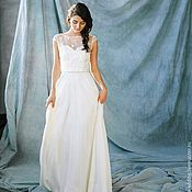 Свадебный салон handmade. Livemaster - original item Wedding dress story. Handmade.