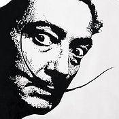 """Одежда ручной работы. Ярмарка Мастеров - ручная работа """"Портрет Сальвадора Дали"""". Handmade."""