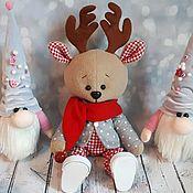 Куклы и игрушки handmade. Livemaster - original item Deer handmade. Handmade.