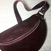 Сумки и аксессуары handmade. Livemaster - original item Waist bag, Fanny pack. Handmade.