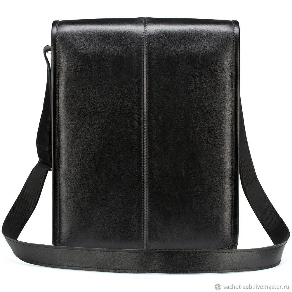 93b481e69f9e Мужские сумки ручной работы. Ярмарка Мастеров - ручная работа. Купить  Кожаная сумка