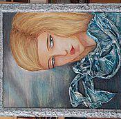 """Картины и панно ручной работы. Ярмарка Мастеров - ручная работа Картина """"Другое измерение"""". Handmade."""