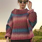Одежда handmade. Livemaster - original item Sweater made of wool. Handmade.