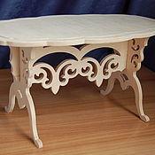 Материалы для творчества handmade. Livemaster - original item Puppet table.997.. Handmade.