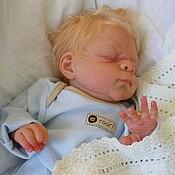 Куклы Reborn ручной работы. Ярмарка Мастеров - ручная работа Zhenya кукла реборн. Handmade.
