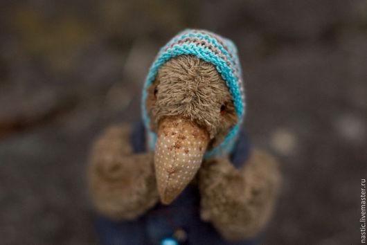 Мишки Тедди ручной работы. Ярмарка Мастеров - ручная работа. Купить редкая птица. Handmade. Бежевый, джутовый шпагат