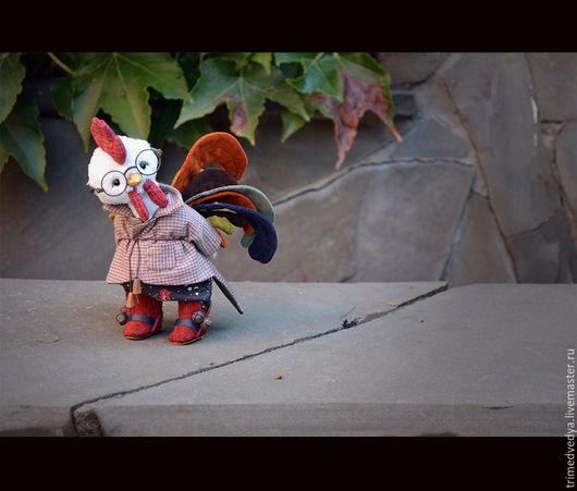 """Мишки Тедди ручной работы. Ярмарка Мастеров - ручная работа. Купить """"Сказки старого леса"""": Прохор. Handmade. Белый"""