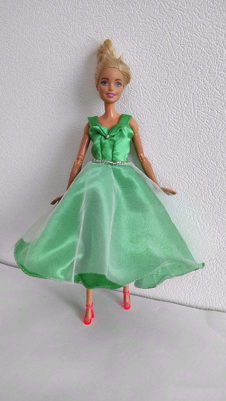 Платье для Барби, Одежда для кукол, Екатеринбург,  Фото №1