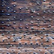 """Фото ручной работы. Ярмарка Мастеров - ручная работа Фото: Фотофон виниловый """"Кованные доски"""". Handmade."""