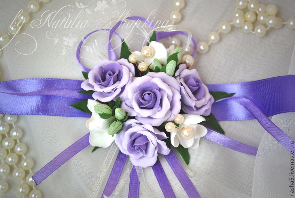 Повязка для подружек невесты своими руками 74