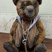 Куклы и игрушки ручной работы. Ярмарка Мастеров - ручная работа Медведь Трофим. Handmade.