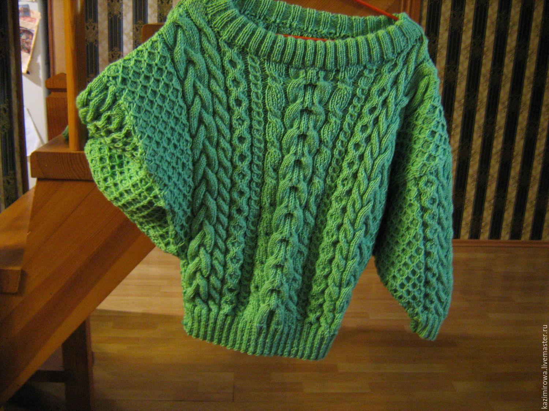 Зеленый женский свитер купить доставка