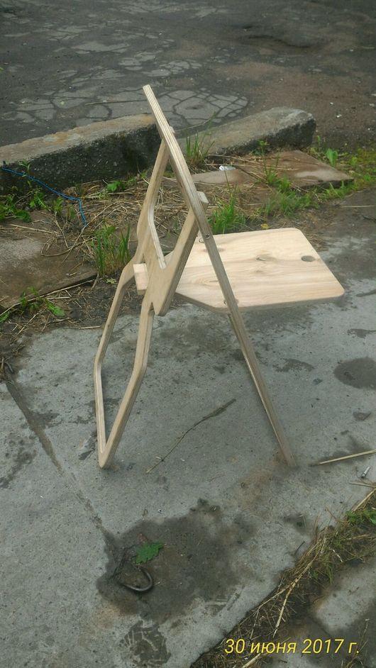Мебель ручной работы. Ярмарка Мастеров - ручная работа. Купить Стул складной 1. Handmade. Стул, Мебель