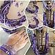 Авторские украшения из натуральных камней дизайнера Светланы Молодых! Купить модные красивые украшения в интернете фото!