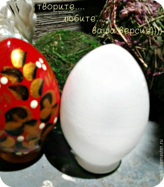 Декупаж и роспись ручной работы. Ярмарка Мастеров - ручная работа. Купить Яйцо.. Handmade. Белый, купить яйцо, заготовки для декупажа