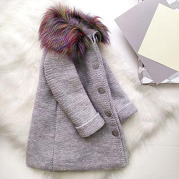 """Одежда ручной работы. Ярмарка Мастеров - ручная работа В наличии. Пальто """"Герда"""". Handmade."""