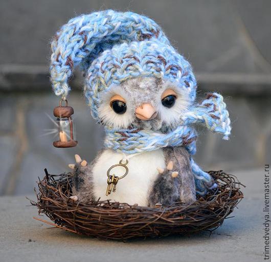 """Мишки Тедди ручной работы. Ярмарка Мастеров - ручная работа. Купить """"Малыши"""":) Сэм. Handmade. Серый, 8 марта, хранитель"""