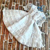 Работы для детей, ручной работы. Ярмарка Мастеров - ручная работа Платье нарядное с пышной юбкой. Handmade.
