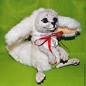 Куклы и игрушки ручной работы. Ярмарка Мастеров - ручная работа Фенек. Handmade.