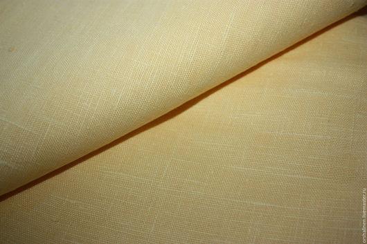 Шитье ручной работы. Ярмарка Мастеров - ручная работа. Купить Ткань постельная желтая. Handmade. Желтый, ткань для постельного