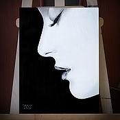Картины ручной работы. Ярмарка Мастеров - ручная работа Тишина. Handmade.