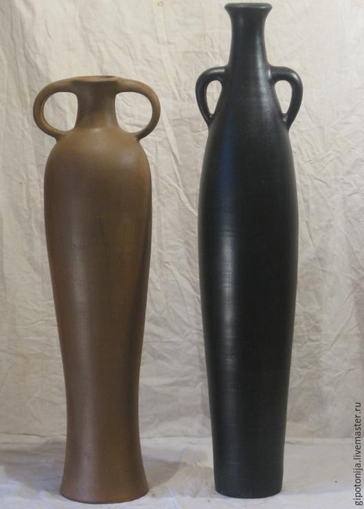 Вазы ручной работы. Ярмарка Мастеров - ручная работа. Купить Этнические вазы -2,Н-80 см. Handmade. ваза