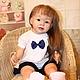 Куклы-младенцы и reborn ручной работы. Влада-кукла реборн. Ковылина Светлана (lycikSveta). Интернет-магазин Ярмарка Мастеров. Подарок