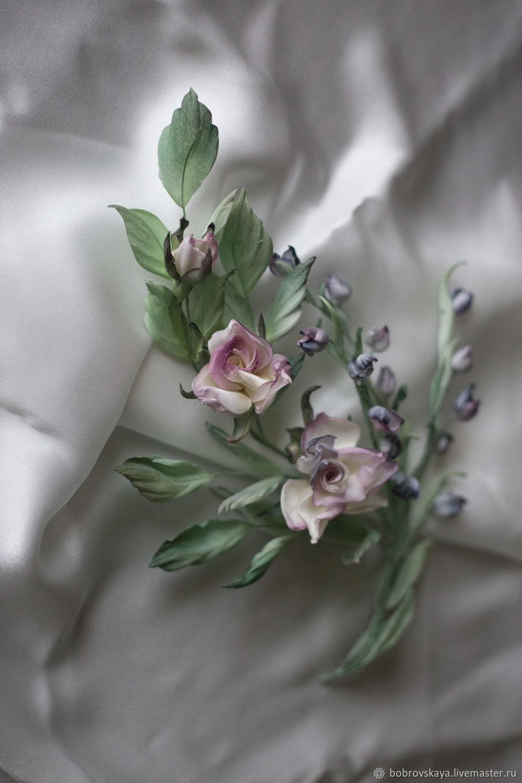 Цветы из шелка, Цветы, Петергоф, Фото №1
