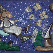 """Картины и панно ручной работы. Ярмарка Мастеров - ручная работа Картина """"Дивна Сказка"""". Handmade."""