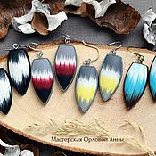 Украшения handmade. Livemaster - original item Earrings made of polymer clay
