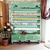 Для дома и интерьера handmade. Livemaster - original item Shelf florist - shelf for cookware. Handmade.