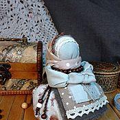 Куклы и игрушки ручной работы. Ярмарка Мастеров - ручная работа Кукла народная Травушка. Handmade.
