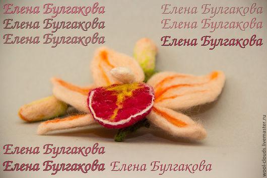 Комплекты аксессуаров ручной работы. Ярмарка Мастеров - ручная работа. Купить орхидея. Handmade. Бежевый, красивое украшение, красивый подарок