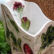 Для дома и интерьера handmade. Livemaster - original item Box for spices