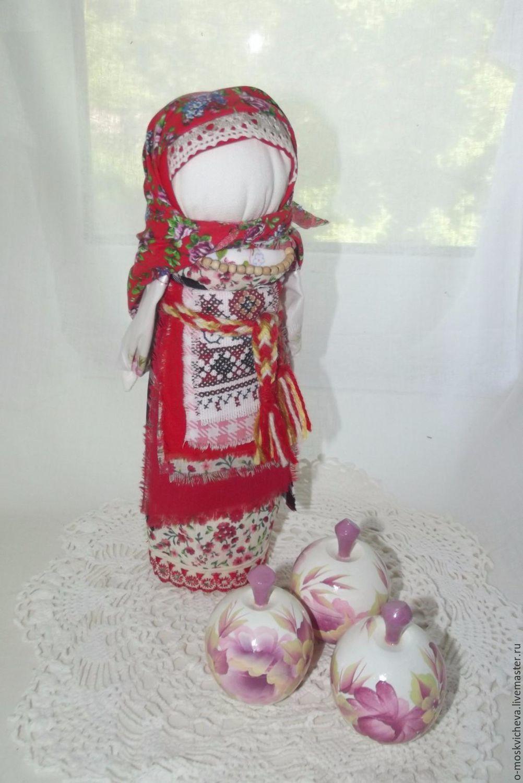 The doll Keeper, Folk Dolls, Smolensk,  Фото №1